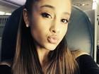 Ariana Grande confirma a jornal namoro com Big Sean: 'Ele é incrível'