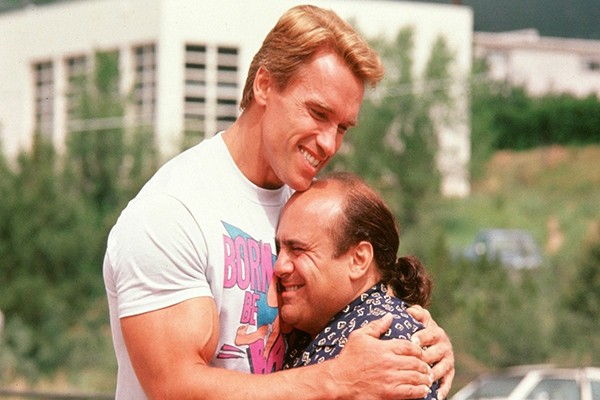 Irmãos Gêmeos (1988) (Foto: Reprodução)