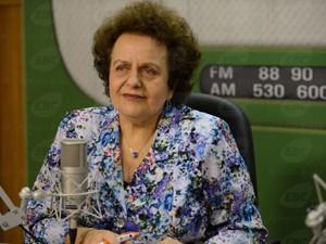 Ministra Eleonora Menicucci participou nesta quarta (18) do programa 'Bom Dia Ministro'  (Foto: Agência Brasil)