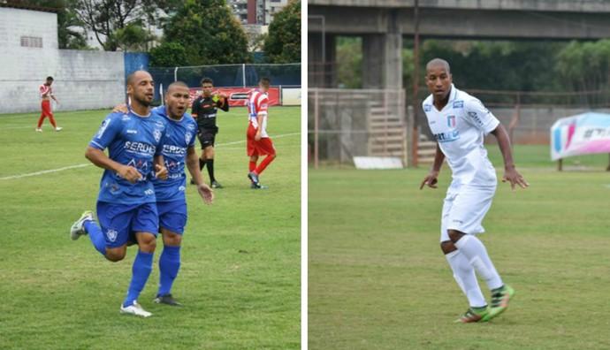 Vitória-ES e Espírito Santo fazem jogo-treino nesta sexta, no Salvador Costa (Foto: Montagem/GE)