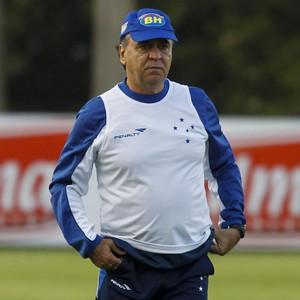 Marcelo Oliveira técnico Cruzeiro (Foto: Washington Alves \Lightpress)