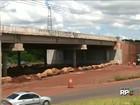 Justiça determina suspensão das obras de viaduto na rodovia PR-445
