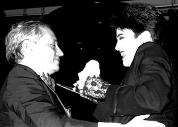 Marília Pera também já levou o Prêmio Molière para casa (Foto: Divulgação)