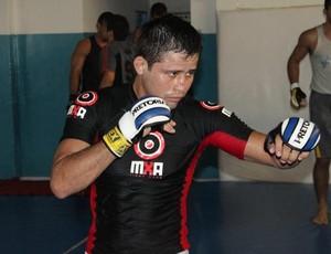 Jussier Formiga faz treinamentos para estreia no UFC (Foto: Artur Dantas/Divulgação)