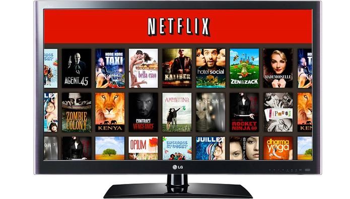 Netflix tem app para SmartTV, versão web e permite streaming pelo celular com Chromecast na TV (Foto: Divulgação/Netflix)