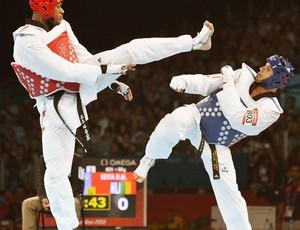 taekwondo, Keita e  Carlo Molfetta, Londres 2012