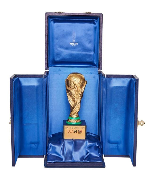 Taça da Copa do Mundo de 1994 (Foto: Divulgação)