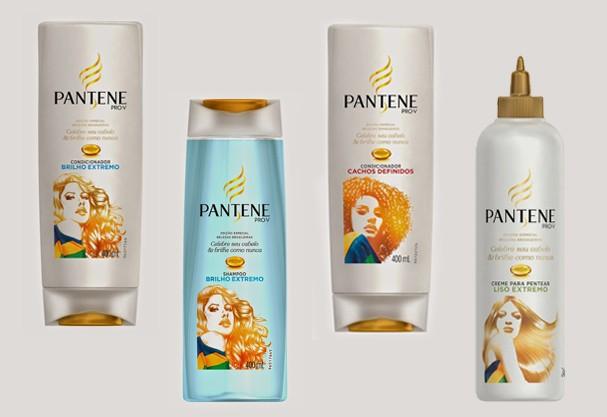 Pantene (Foto: Divulgação)