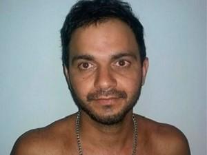 Lucicleiton Cavalcante é suspeito de comandar desmanche de veículos na região (Foto: Divulgação/PC)