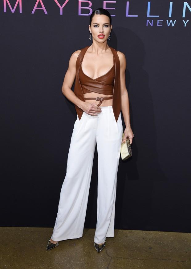 Adriana Lima (Foto: Jamie McCarthy/Getty Images)