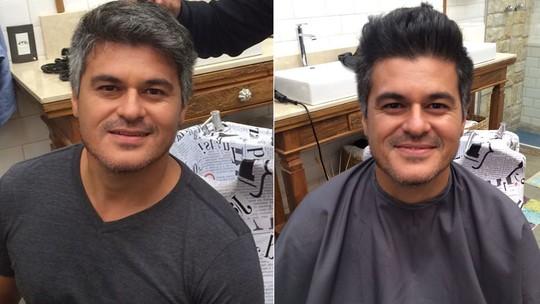 'É de Casa' mostra como cuidar dos cabelos grisalhos