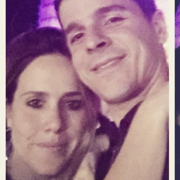 Fernanda Pontes e Diogo Boni (Foto: Reprodução/Instagram)