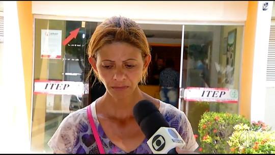 'Veio pro RN trabalhar', diz mãe de paulista executado em chacina no interior do estado