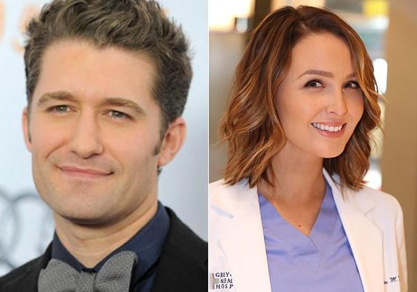 Grey's Anatomy: Jo e Dr.Alex (Foto: Reprodução)