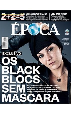 Capa - Edição 807 (home) (Foto: ÉPOCA)