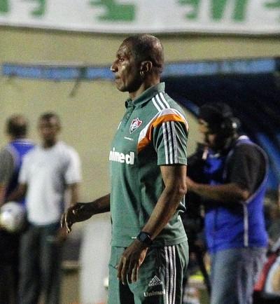 cristovao borges goias x fluminense (Foto: Nelson Perez/Fluminense FC)