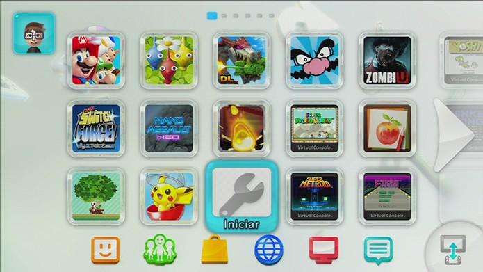Nintendo Wii U: como configurar e gerenciar seus Amiibos pelo console (Foto: Reprodução/Murilo Molina)