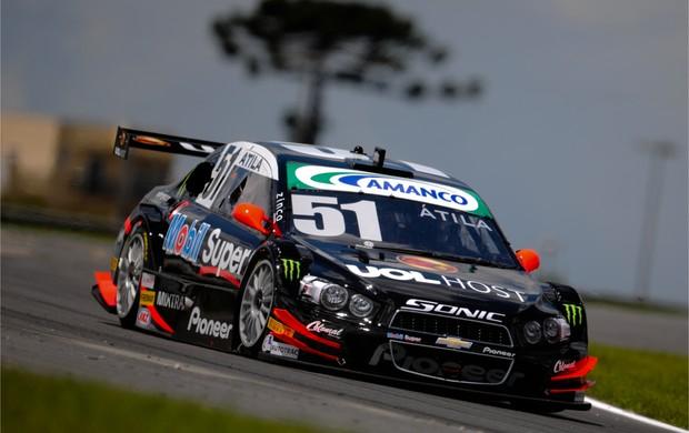 Átila Abreu Stock Car Curitiba (Foto: Duda Bairros / Stock Car)
