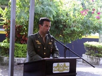 O coronel do Exército Sérgio Murilo Cerqueira (Foto: Confederação Brasileira de Hipismo/Divulgação)