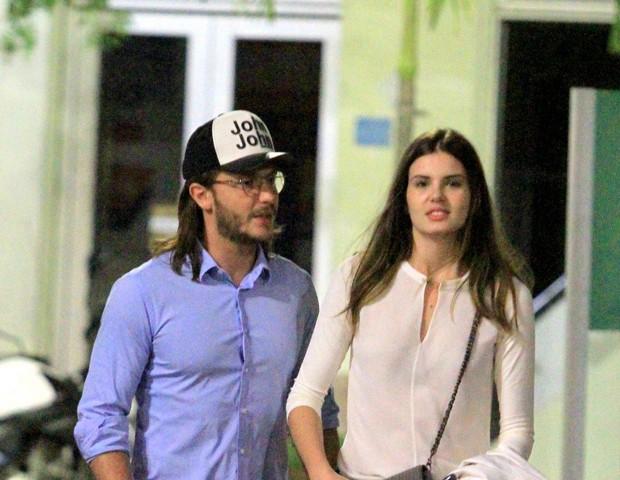 Klebber Toledo e Camila Queiroz (Foto: Thiago Martins/AgNews)