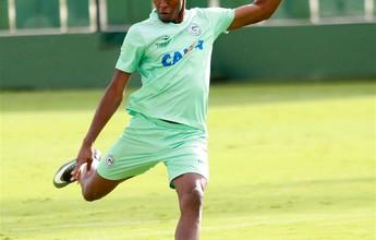 Carlos Eduardo valoriza concorrência e espera seguir prestigiado no Goiás