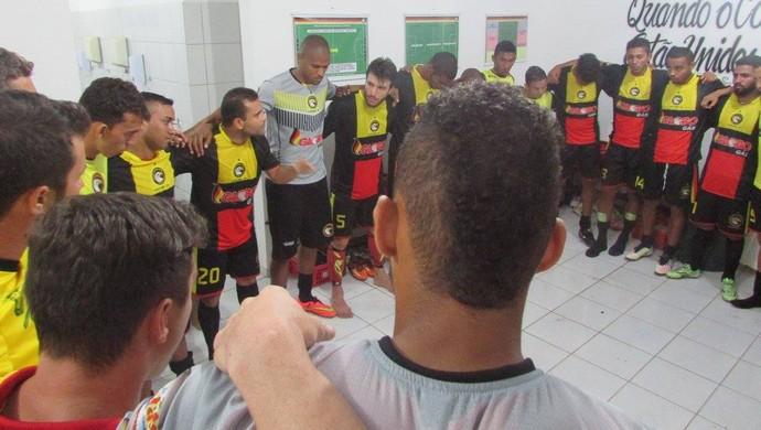 Globo FC x Galícia (Foto: Rhuan Carlos/Divulgação)
