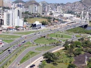 Avenida Fernando Ferrari também receberá radar. (Foto: Romero Mendonça - Secom-ES/ Divulgação)