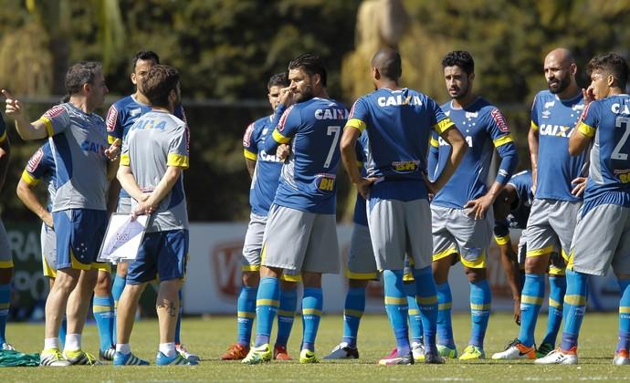 Paulo Bento Cruzeiro (Foto: Washington Alves/ Lightpress)