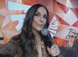 Fantástico recebe Ivete Sangalo, que lança clipe da música 'À vontade'
