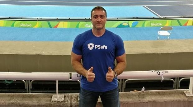 Marco DeMello, CEO da PSafe (Foto: Reprodução/Facebook)
