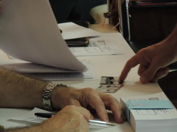 Figueirense eleições (Foto: Renan Koerich)