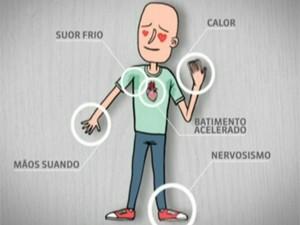 Globo News Saúde - Sintomas (Foto: Globo News)