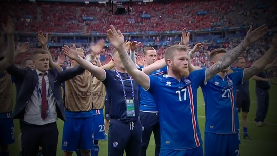 "Zebra na Euro, técnico da Islândia mira a Copa: ""Pouca margem para erro"""