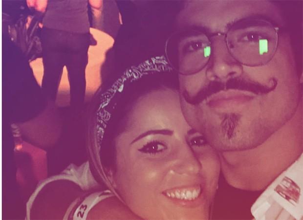 Caio Castro e Letícia Bufoni (Foto: Reprodução/Instagram)