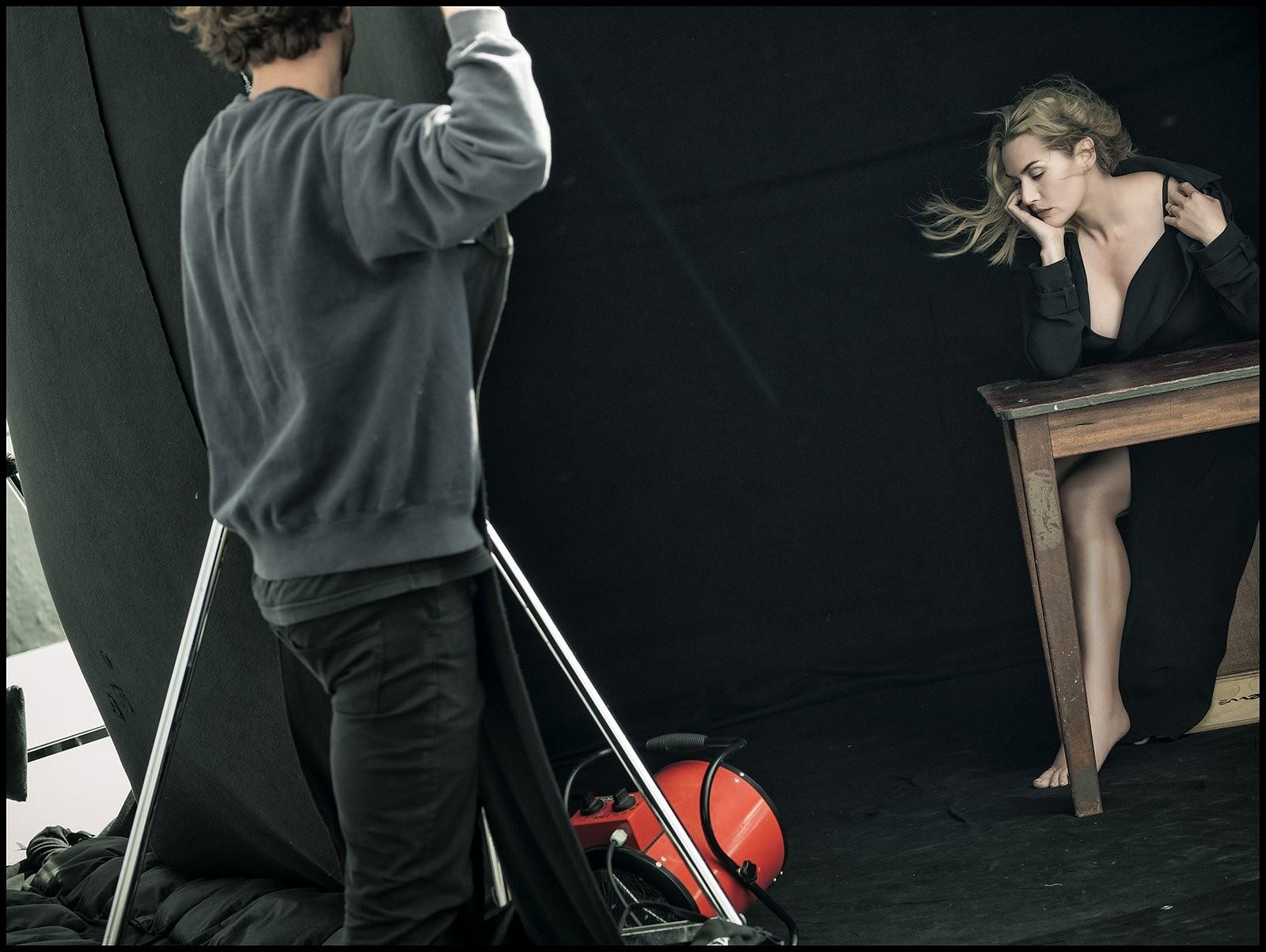 Kate Winslet  (Foto: Reprodução)