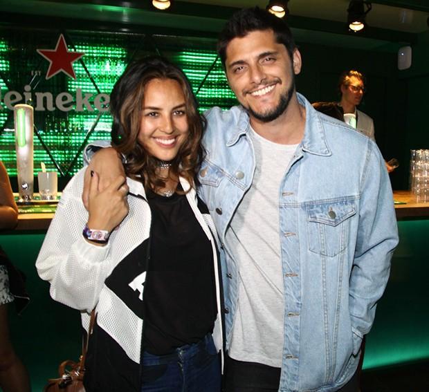 Yanna Lavigne e Bruno Gissoni (Foto: Roberto Valverde/ Ed. Globo)