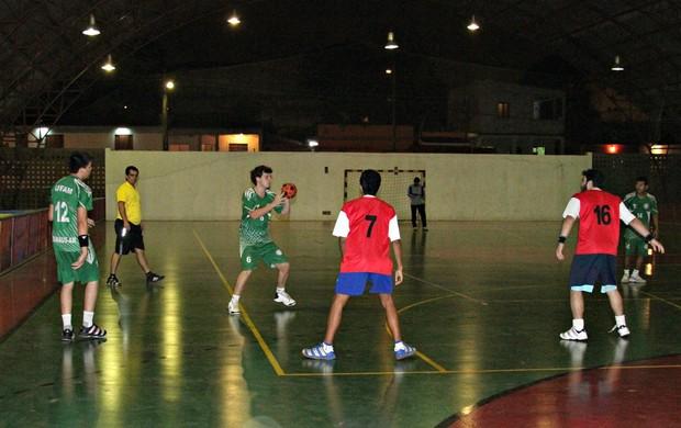 Partidas serão realizado no ginásio Renê Monteiro (Foto: Frank Cunha/GLOBOESPORTE.COM)