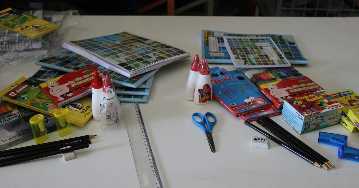 Taubaté vai distribuir kit escolar aos alunos da rede municipal em ... - Globo.com