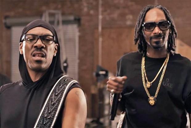 Eddie Murphy lança clipe de 'Red light', com Snoop Lion (Foto: Divulgação)