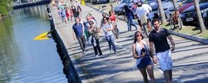 FOTOS: Público e convidados (Flavio Moraes/G1)