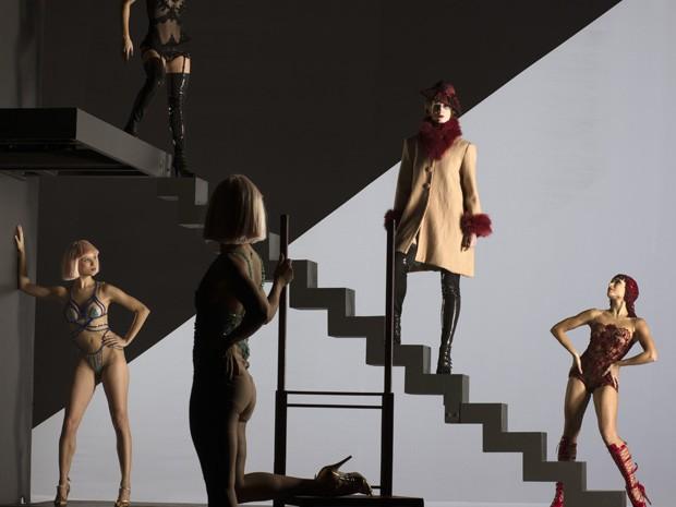 Espetáculo 'Belle' tem curta temporada no Teatro Guararapes, em Olinda (Foto: Flavio Colker / Divulgação)