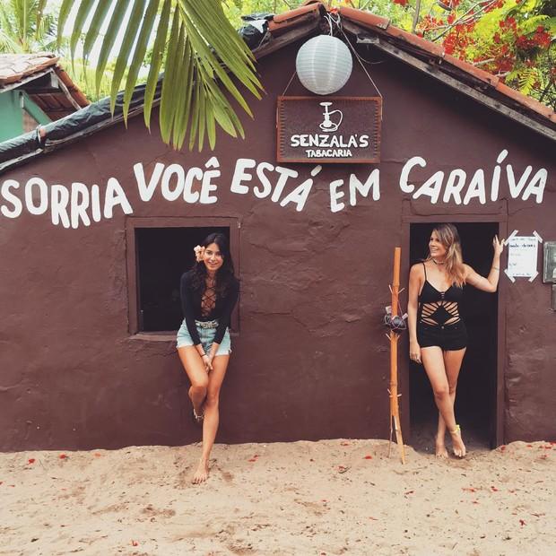 Thaila Ayala e Julia Faria (Foto: Instagram / Reprodução)