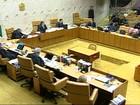 Ministros definem desempates e penas em sessão extra no STF