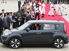 Disparam vendas de utilitário que papa usou na visita à Coreia do Sul