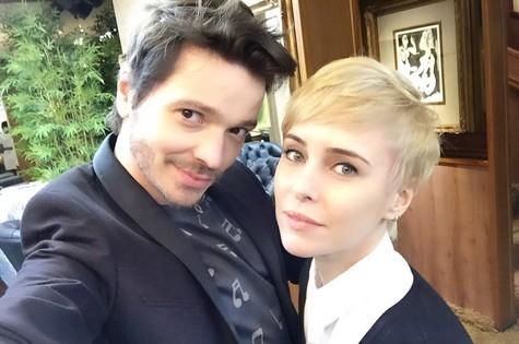Fernanda Nobre e Thiago Parente (Foto: Arquivo pessoal)