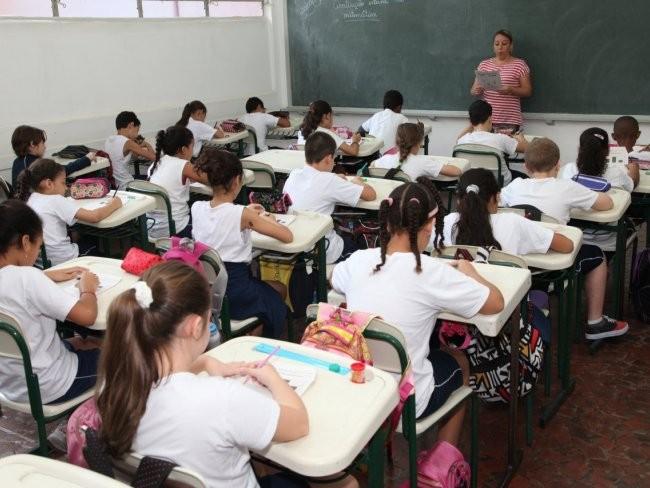 sala de aula (Foto: reprodução)