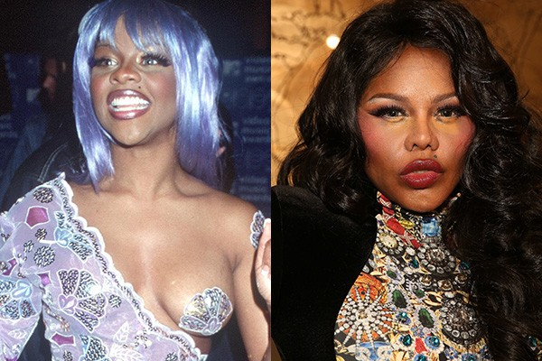 A rapper Lil' Kim (Foto: Getty Images)