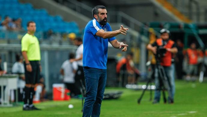 Felipe Endres técnico Grêmio transição (Foto: Lucas Uebel / Grêmio / Divulgação)