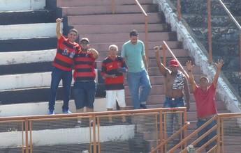 Em jogo para 26 pagantes, Guará e Flamengo-SP empatam pela Série A3
