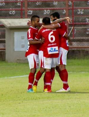 Mogi Mirim vence o XV de Piracicaba por 4 a 2, pelo Campeonato Paulista (Foto: Reprodução / EPTV)